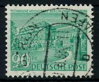 BERLIN DS BAUTEN 1 Nr 56 gestempelt 78B592