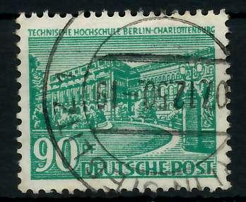 BERLIN DS BAUTEN 1 Nr 56 gestempelt 78B59E
