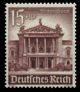 3. REICH 1940 Nr 757 postfrisch 7950BE