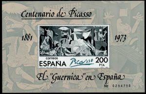 SPANIEN Block 23I postfrisch S3CBE2E