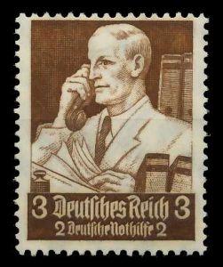 3. REICH 1934 Nr 556 postfrisch 797A1E
