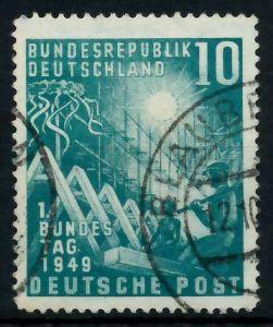 BRD 1949 Nr 111 gestempelt 797A82