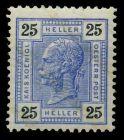 ÖSTERREICH 1867 07 Nr 112C ungebraucht 7A1382