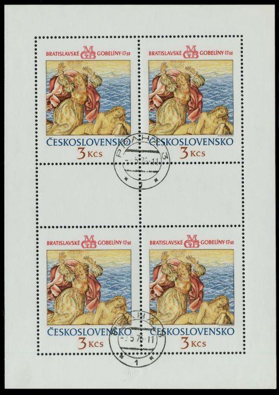 CSSR Nr 2319KB-2320KB postfrisch KLEINBG 797756
