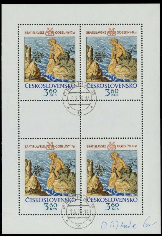 CSSR Nr 2319KB-2320KB postfrisch KLEINBG 797756 1