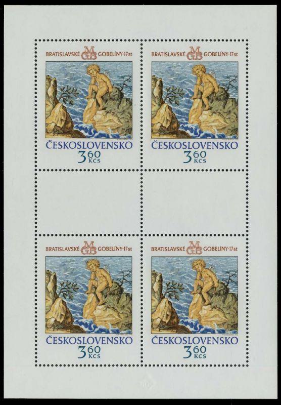 CSSR Nr 2319KB-2320KB postfrisch KLEINBG 797772