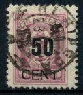 MEMEL 1923 Nr 199 zentrisch gestempelt gepr. 7B244A