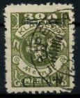 MEMEL 1923 Nr 179I gestempelt gepr. 7B2456