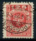 MEMEL 1923 Nr 146 gestempelt gepr. 7B247E