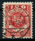 MEMEL 1923 Nr 146 gestempelt gepr. 7B2482