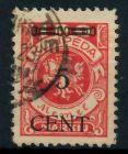 MEMEL 1923 Nr 180I gestempelt gepr. 7B2496