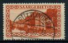 SAARGEBIET 1926 Nr 110 zentrisch gestempelt 7B24A6