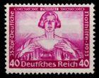 3. REICH 1933 Nr 507A ungebraucht ATTEST 6DA5AE