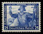 3. REICH 1933 Nr 506A ungebraucht ATTEST 6DA5D6