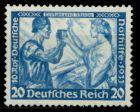 3. REICH 1933 Nr 505B ungebraucht ATTEST 6DA5DA