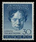 BERLIN 1952 Nr 87 ungebraucht 7B2592