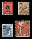 BERLIN 1949 Nr 64-67 postfrisch gepr. 7B25AE