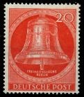 BERLIN 1953 Nr 103 postfrisch 7B25BA