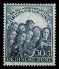 BERLIN 1950 Nr 73 postfrisch 7B25C2
