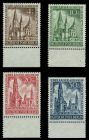 BERLIN 1953 Nr 106-109 postfrisch URA 7B25DA