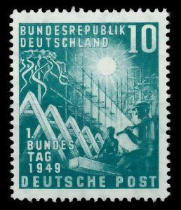 BRD 1949 Nr 111 postfrisch 7BA906