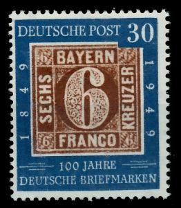 BRD 1949 Nr 115 postfrisch 7BA90E