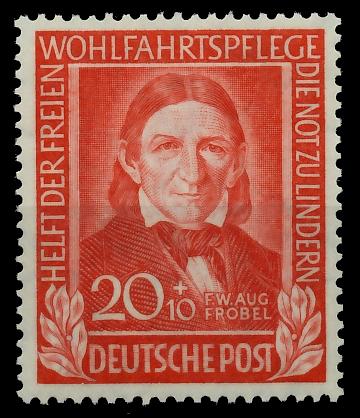 BRD 1949 Nr 119 postfrisch 7BA922