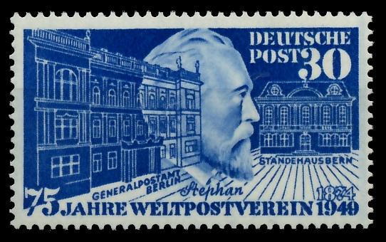 BRD 1949 Nr 116 postfrisch 7BA93A