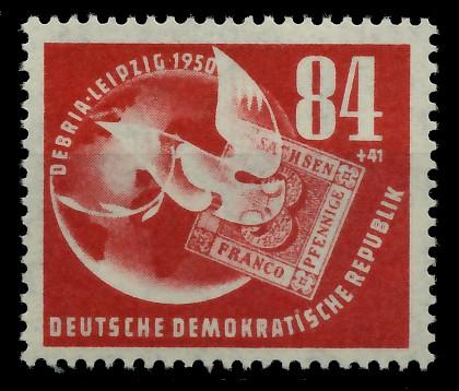 DDR 1950 Nr 260 postfrisch 7BAB8A