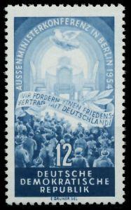DDR 1954 Nr 424YI postfrisch 7BD00A