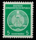 DDR DIENST VWP-B Nr 18x I XII postfrisch 7BD0AA