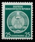 DDR DIENST VWP-B Nr 23x I XII postfrisch 7BD0B6