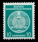 DDR DIENST VWP-B Nr 19x I XII postfrisch 7BD0BA