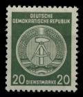 DDR DIENST VWP-B Nr 32yII XI postfrisch 7BD0CE
