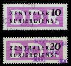DDR DIENST VWP-A Nr 14-15 postfrisch 7BD0F2