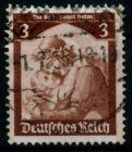 3. REICH 1935 Nr 565 zentrisch gestempelt 861206