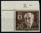 BERLIN 1961 Nr 198 postfrisch ECKE-OLI 73A3E2