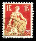 SCHWEIZ 1908 Nr 109z gestempelt 299BE2