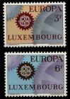 LUXEMBURG Nr 748-749 postfrisch 933C9A
