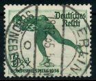 3. REICH 1935 Nr 600 zentrisch gestempelt 784CF2