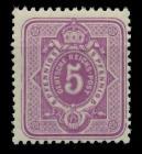 D-REICH KRONE ADLER Nr 40I postfrisch gepr. 7BD3A6
