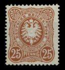 D-REICH KRONE ADLER Nr 43IIca postfrisch gepr. 7BD3AA