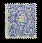 D-REICH KRONE ADLER Nr 42Iba postfrisch gepr. 7BD3B6
