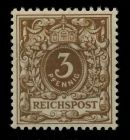 D-REICH KRONE ADLER Nr 45e postfrisch gepr. 7BD3BA