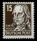Bild zu DDR 1952 Nr 331vb...