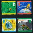 GROSSBRITANNIEN 1992 Nr 1414-1417 postfrisch 7BFD76