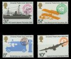 GROSSBRITANNIEN 1974 Nr 650-653 postfrisch 7C1F3E