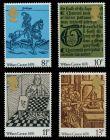 GROSSBRITANNIEN 1976 Nr 719-722 postfrisch 7C1F52
