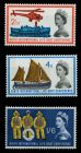GROSSBRITANNIEN 1963 Nr 359y-361y postfrisch 7C1F72