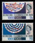 GROSSBRITANNIEN 1965 Nr 406y-407y postfrisch 7C1F7E